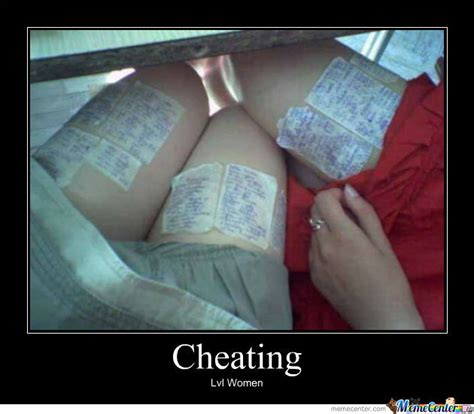 Cheating Memes - funny memes about cheating