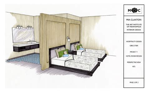 layout of room in hotel aim to design hotel room design