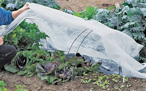 garden fabric row covers shade netting frost covers