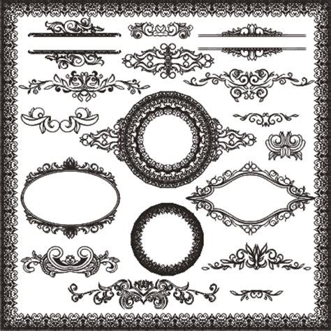 design elements cdr cdr element vectors