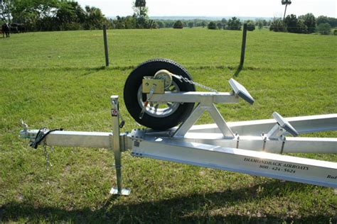 heritage boat trailer parts custom airboat trailers