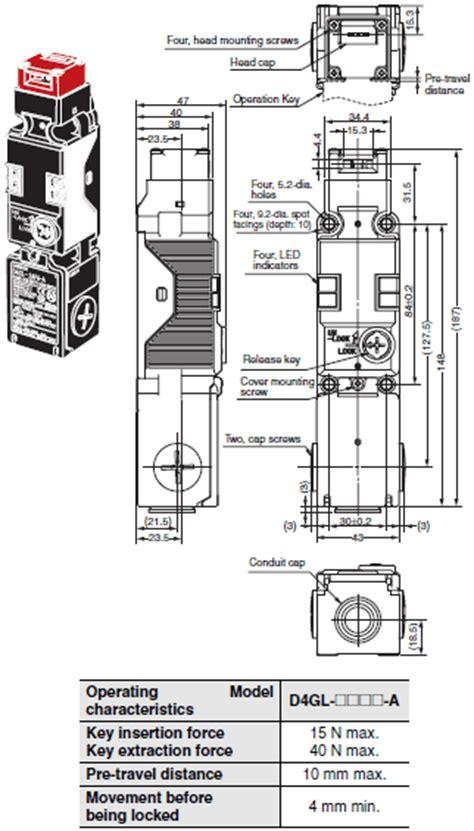 Lk Guard d4gl d4gl sk10 lk guard lock safety door switch slide