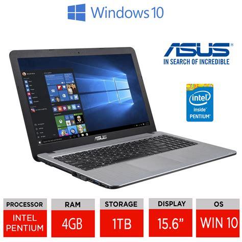 best buy asus laptop asus vivobook x540sa 15 6 quot best buy laptop intel pentium