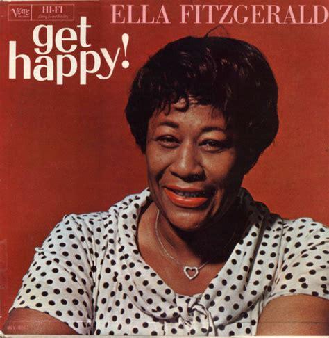ella fitzgerald little people 1786030861 ella fitzgerald get happy vinyl lp album at discogs