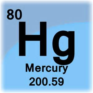 mercury element cell science notes and projects