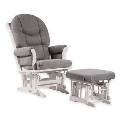 dutailier ultramotion sleigh glider and ottoman buy dutailier gliders from bed bath beyond