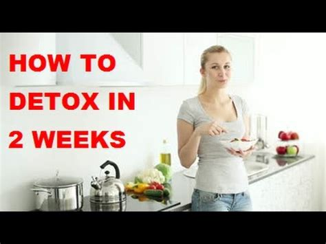 How Take To Detox Aclhol by How To Detox 7 Day Detox Detox