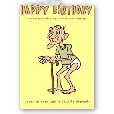Humor Birthday Cards Funny Birthday Quotes For Friends For Men Form Sister For