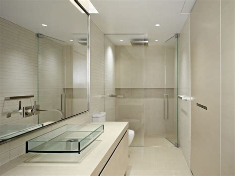Glorious shower niche ideas with glass sink small bathroom
