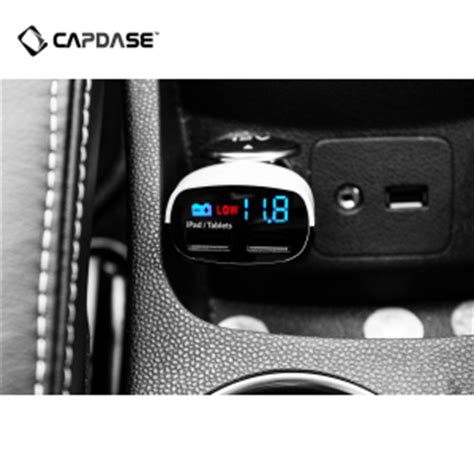 Capdase Car Charger Holder Monitor T2 34 Ca00 H401 capdase dual usb in car t2 charger and monitor