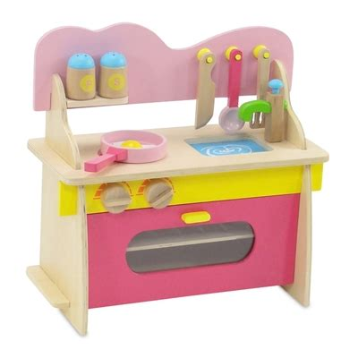 18 inch doll kitchen furniture 18 inch doll furniture multicolored wooden kitchen set