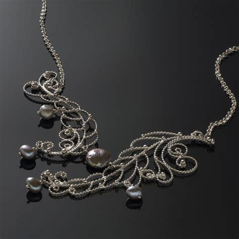 silver threads wire filigree jewelry 81 best silver filigree jewelry images on