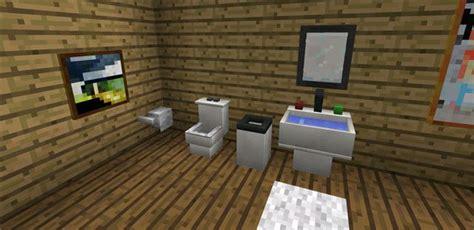 furniture mod  minecraft pe  mcpe box