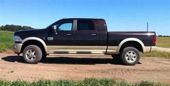Dodge Longhorn 2500 2011 Dodge Ram 2500 Laramie Longhorn Mega Cab Review