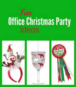 fun office christmas party ideas thrifty jinxy