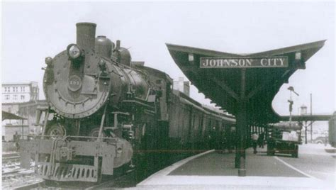 clinchfield railroad johnson city tennessee