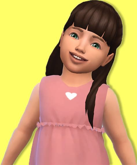 sims 4 custom content toddler shysimblr