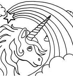 unicorn coloring pages koloringpages
