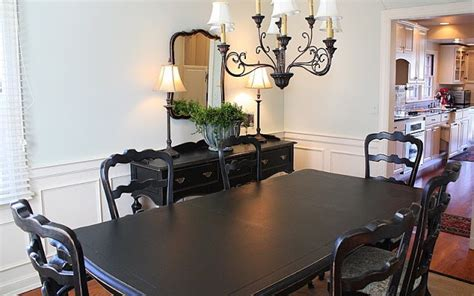 painted dining room furniture how to paint your dining room furniture old furniture