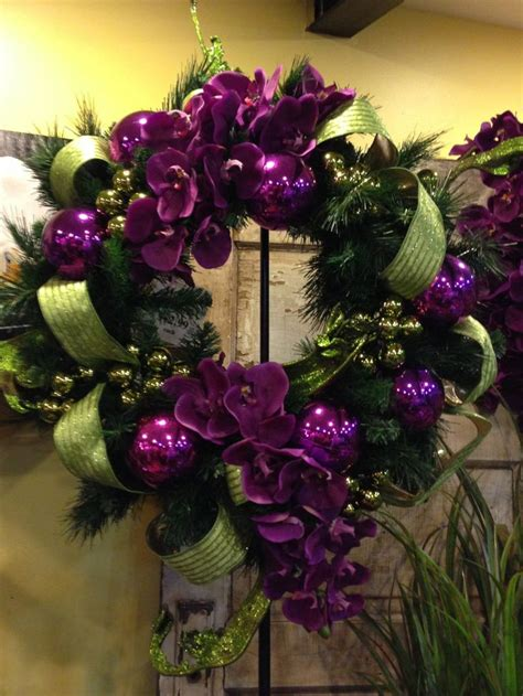 241 best purple christmas images on pinterest purple