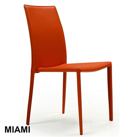 bar stools somerville ma miami dining chair in orange faux leather city schemes