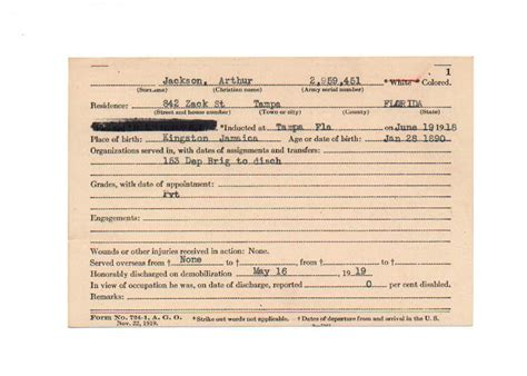 Kingston Jamaica Birth Records Florida Memory Arthur Jackson