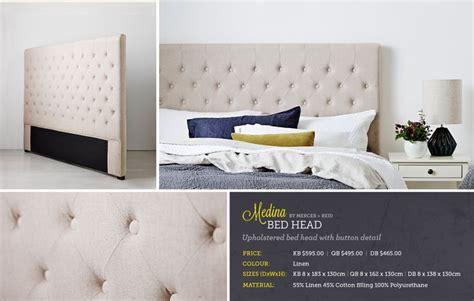 Adairs Bedroom Furniture Adairs Medina Bedhead Spare Room Ideas Pinterest