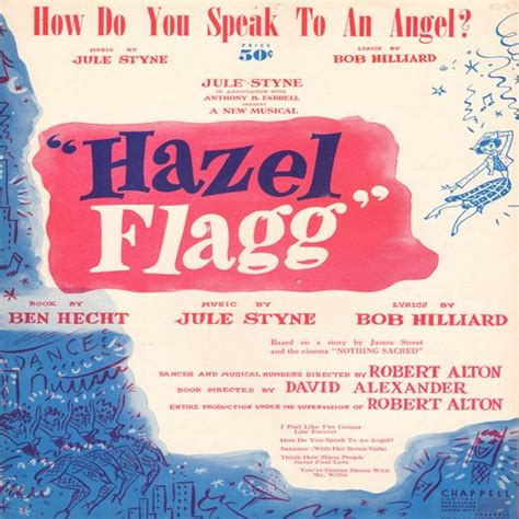 how do you a to speak how do you speak to an vintage sheet from hazel flagg