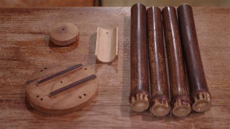 Fabriquer Des Objets En Bambou by Pas 224 Pas Fabriquer Un Carillon 224 Vent En Bambou