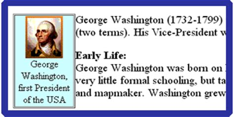 george washington biography for students library patch presidential resources