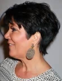 back of chris jenner s hair kris jenner hair on pinterest kris jenner haircut kris