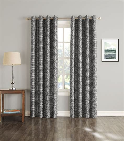 discount grommet curtains rapture citrine 84 inch panel 455557 canada discount