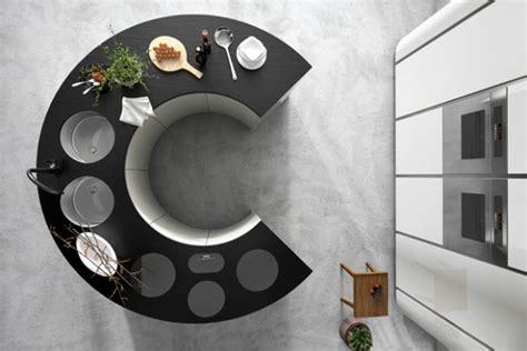 Cuisine Moderne Avec Ilot Central 1388 by Inspirations De Cuisines Design