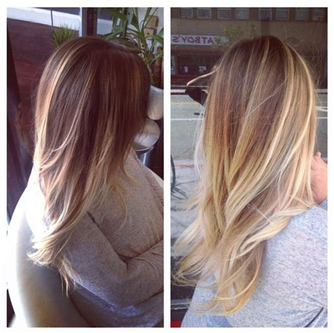 painting hair 25 best ideas about hair painting highlights on