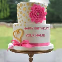 wedding cake name write your name on pink wedding cake pic wishes wedding cakes cake
