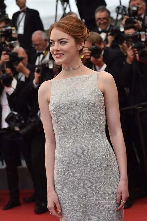 film z emma stone i ryanem goslingiem celebrity pictures 2015 cannes film festival red carpet