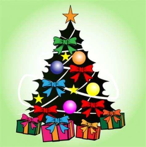 225 rbol de navidad de colores con regalos descargar