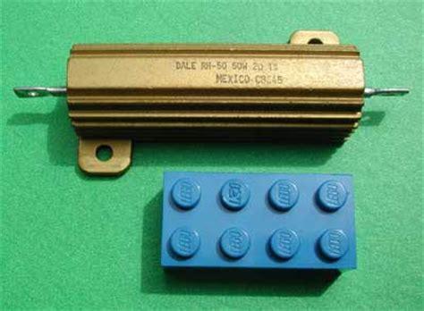 resistor calculator 12v to 6v sw em 6v to 12v conversion