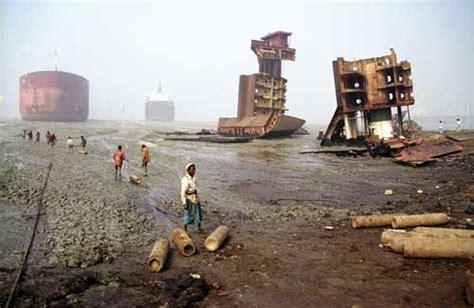 quot el infierno en la tierra quot puerto de chittagong - Marine Salvage Yards Ta Bay Area
