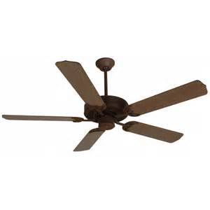 Rustic Ceiling Fans Craftmade Rustic Iron Contractors Design 52 Quot Ceiling Fan