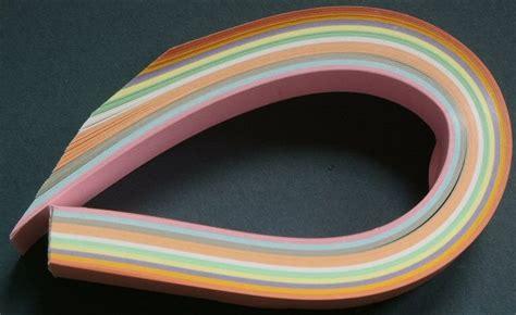 Iris Folding Paper Strips - craftee card supplies and craft supplies