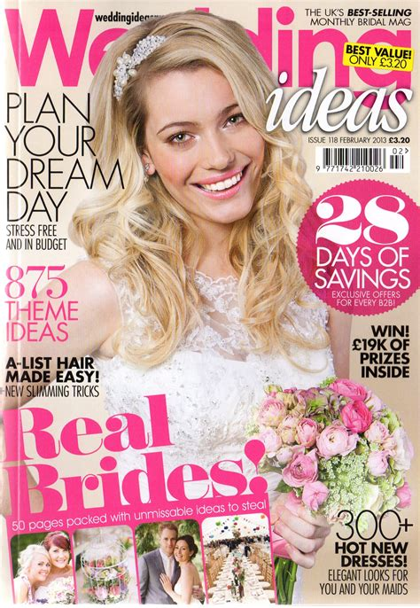List Of Wedding Magazines by Client Coverage Wedding Ideas Magazine Issue 118