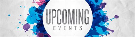 up coming hair shows in californiao upcoming events 171 sheep river health trust