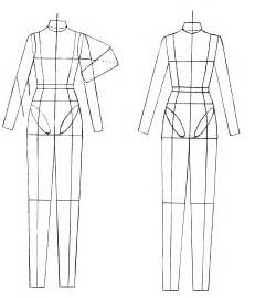 draw templates flat drawing template simon killen s fashion