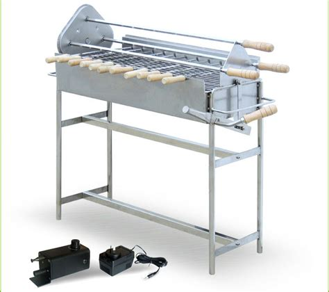 Panggangan Weber stainless steel commercial charcoal barbecue grill with electric motor buy indoor charcoal bbq