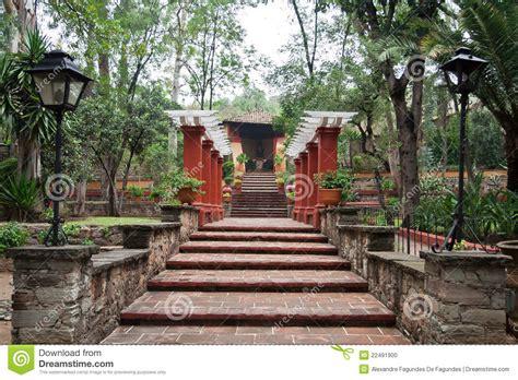 Hacienda Gardens by Hacienda Garden Guanajuato Stock Photo Image 22491900