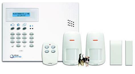 Chauffage Salle De Bains 2940 by Electronics Line Centrale D Alarme Kit Infinite Prime 3
