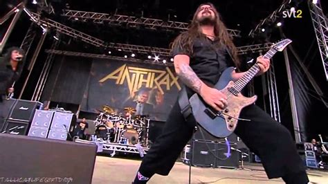 only anthrax anthrax only live gothenburg july 3 2011 hd youtube