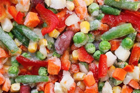 e vegetables vs fresh vs frozen fruit and vegetables