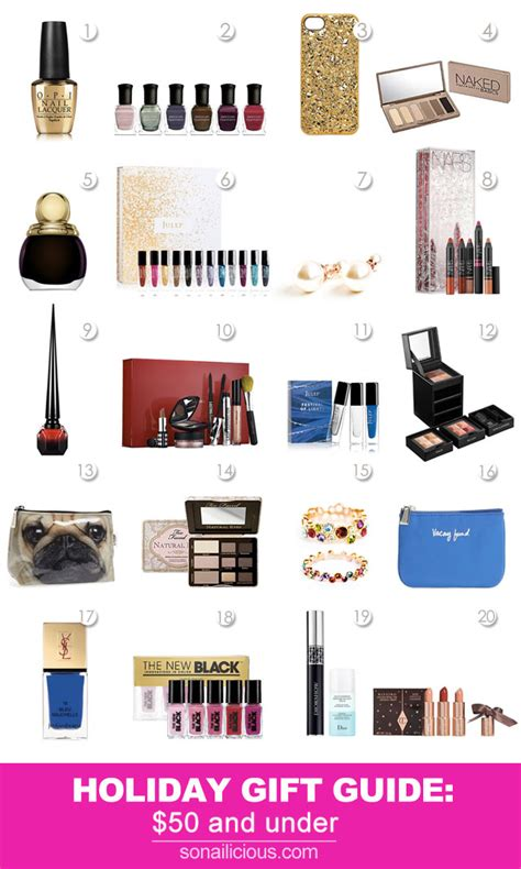 20 fabulous christmas gift ideas for her all under 50